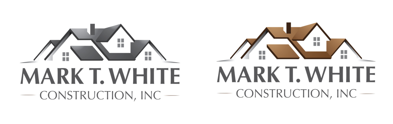 Mark T  White Construction Logo - KNOXDEV A Knoxville Area Small