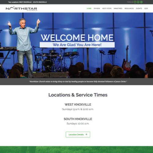 NorthStar Church website